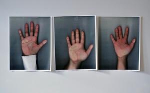 hands raised by stina johnsson via Flickr