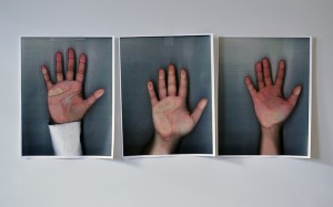 hands raised by stina johnsson via Flickr