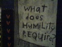 What does humility require by gak via Flickr