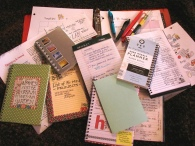 Planners by Teresa Robinson via Flickr