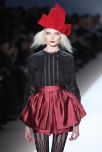 Image: High fashion by kris krug via Flickr